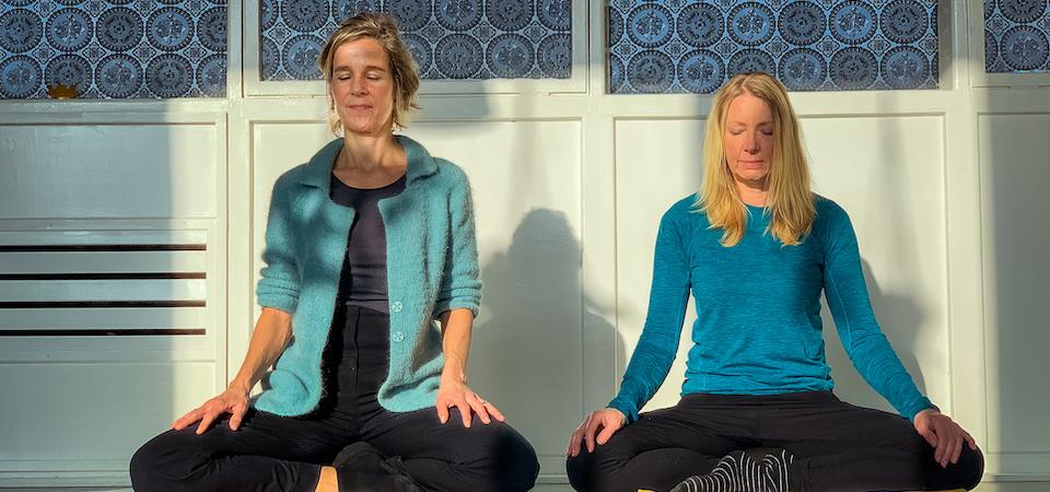Kunstzinnige therapie en Mindfulness2